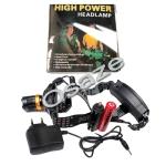 headlamp cree led high power
